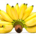 กล้วยไข่ คุณค่าทางอาหาร โภชนาการของกล้วยไข่