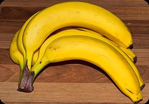 ผลกล้วยหอมสุก