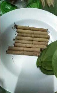 การทำมวนยาสูบ