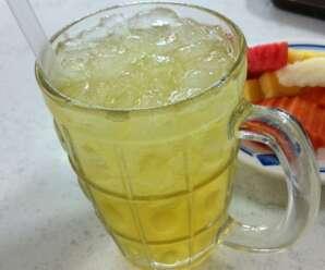 น้ำตะไคร้ เครื่องดื่มสมุนไพร ดีต่อสุขภาพ