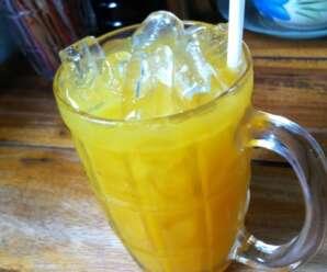 น้ำเสาวรส อุดมไปด้วยวิตามินซีสูง ดื่มเพื่อสุขภาพ