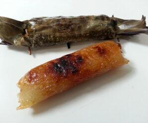 ข้าวเหนียวปิ้งไส้กล้วย ขนมหวานไทย สามารถทำขายเป็นอาชีพได้
