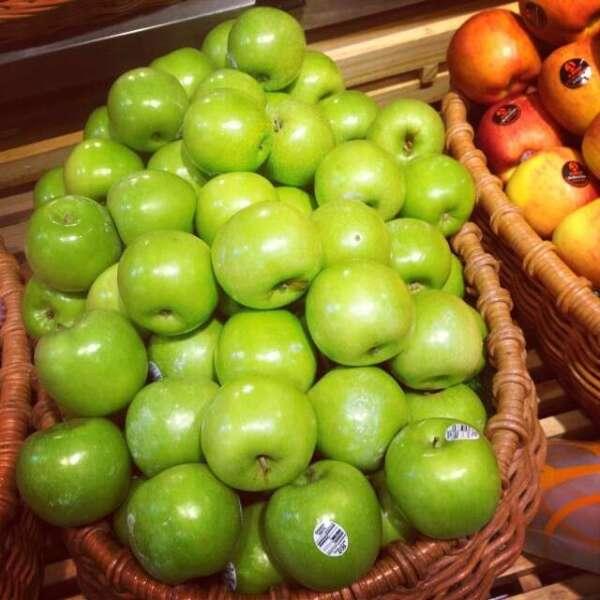 แอปเปิลเขียว